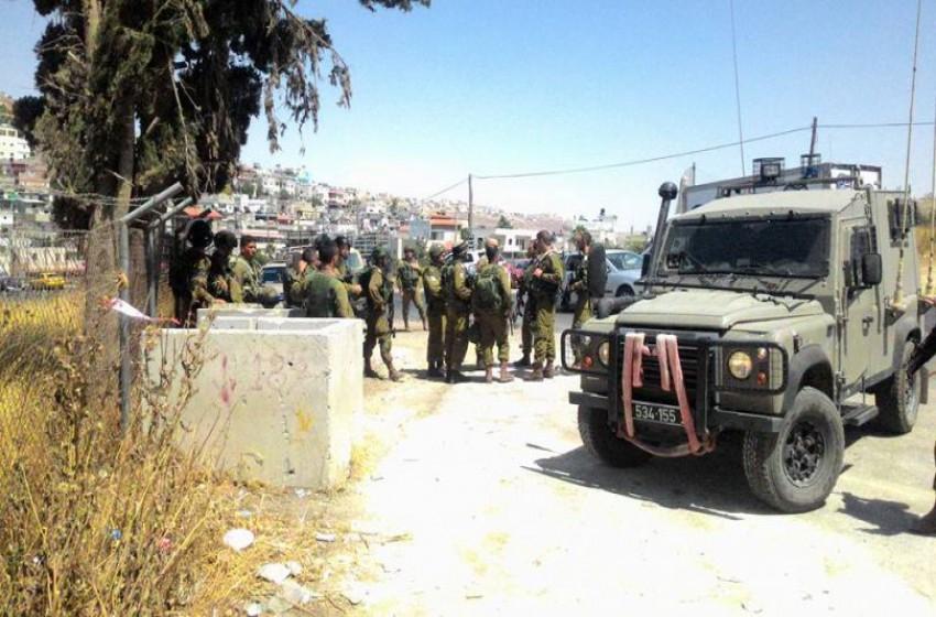 إصابة جنديين إسرائيليين في عملية طعن قرب الخليل