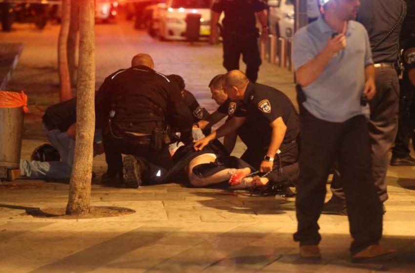 أربعة قتلى و سبعة إصابات في عملية إطلاق نار وسط تل أبيب