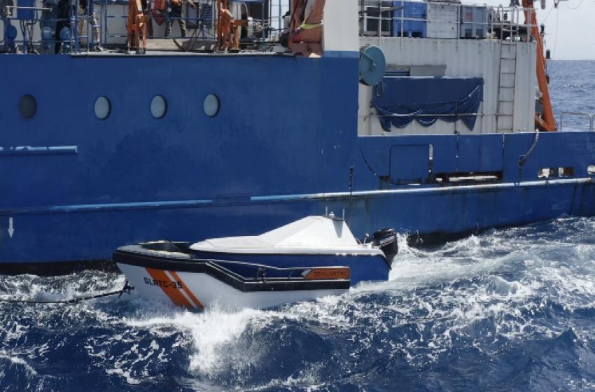 شركة إسرائيلية تطلق أول سفينة ذكية غير مأهولة