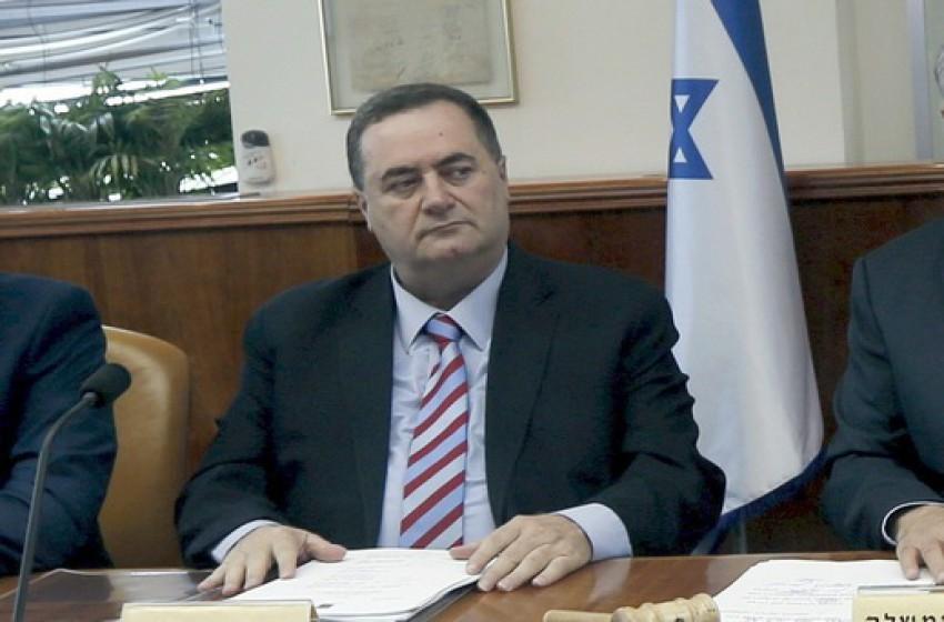 """وزير النقل """"الإسرائيلى"""" يدشن خط سكة حديد بين تل أبيب والدول العربية"""
