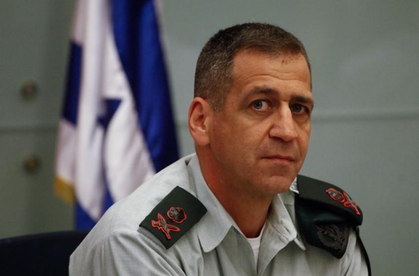 اللواء أفيف كوخافي