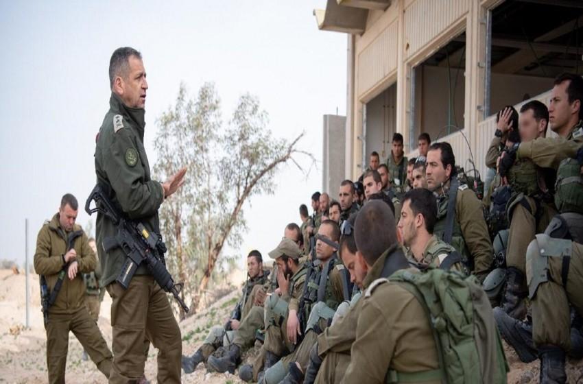 الجيش الإسرائيلي يبدأ بتدريب أركاني مفاجئ بالشمال