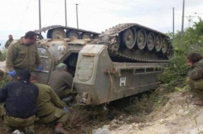منع الجنود من تشغيل مكيفات الناقلات على حدود غزة