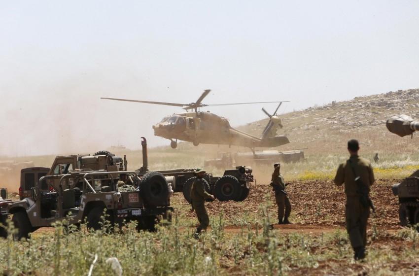 الجيش الإسرائيلي يجري اليوم تدريبات عسكرية في بئر السبع