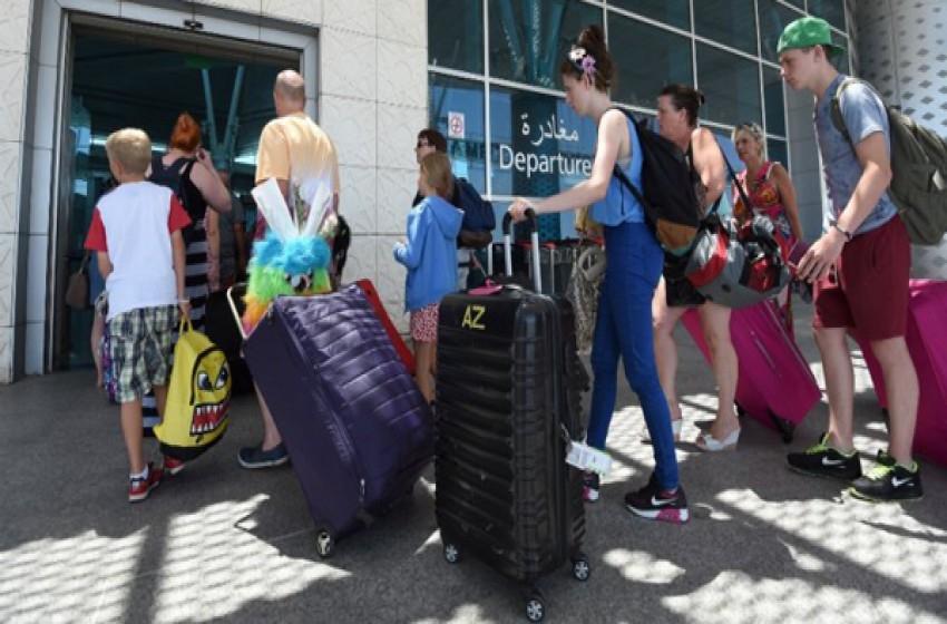 السياح الإسرائيليون بسيناء يتجاهلون التحذيرات