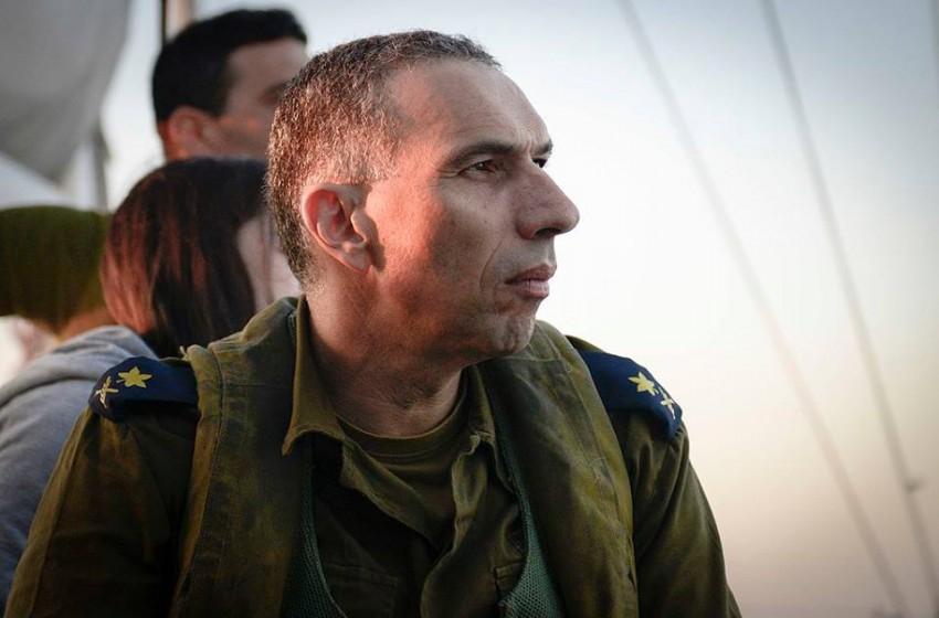 اللواء ايلي شربيط – قائد سلاح البحرية الإسرائيلية