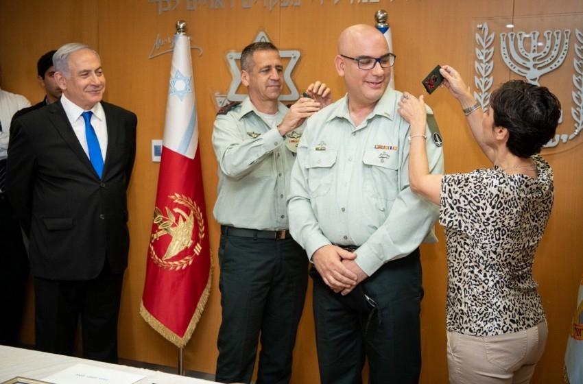 قائد جديد للفيلق الشمالي بالجيش الإسرائيلي