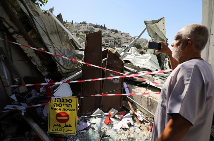 التعامل الإسرائيلي مع رفض السلطة الفلسطينية لاتفاق التهدئة