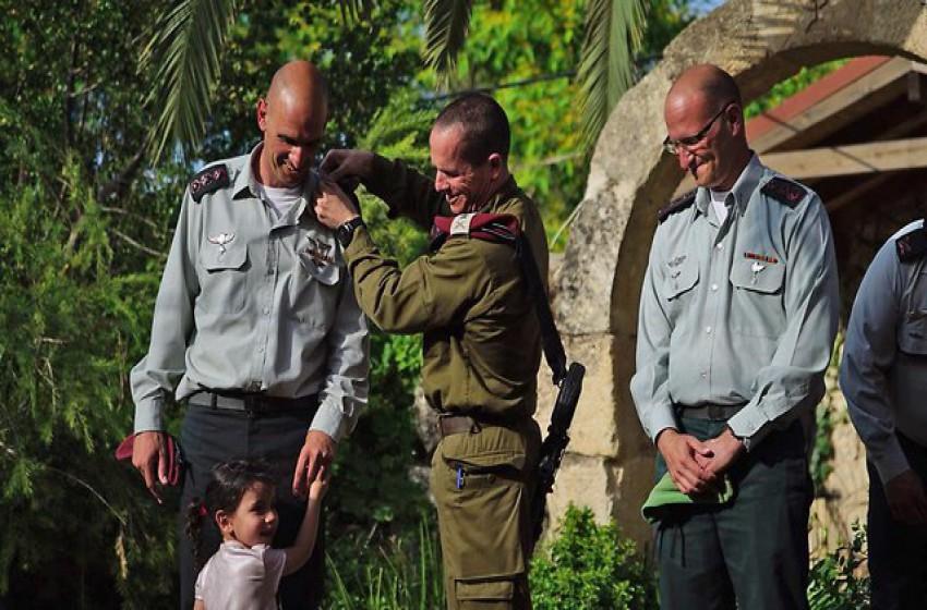 """قائد جديد للواء """"بنيمن"""" بالجيش الإسرائيلي"""