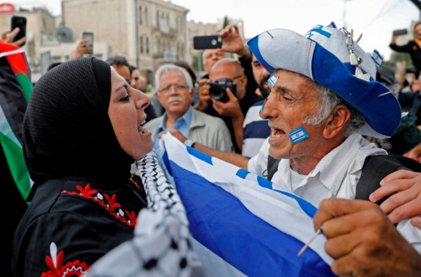"""استطلاع عكا: غالبية الفلسطينيين لا يؤيدون """"حل الدولتين"""""""