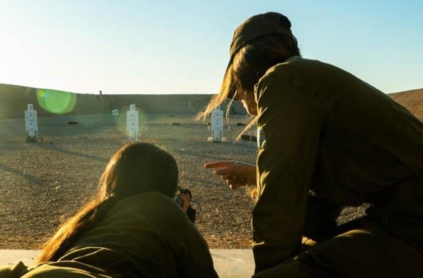 لأول مرة.. تعيين مجندات في مناصب قتالية على الحدود