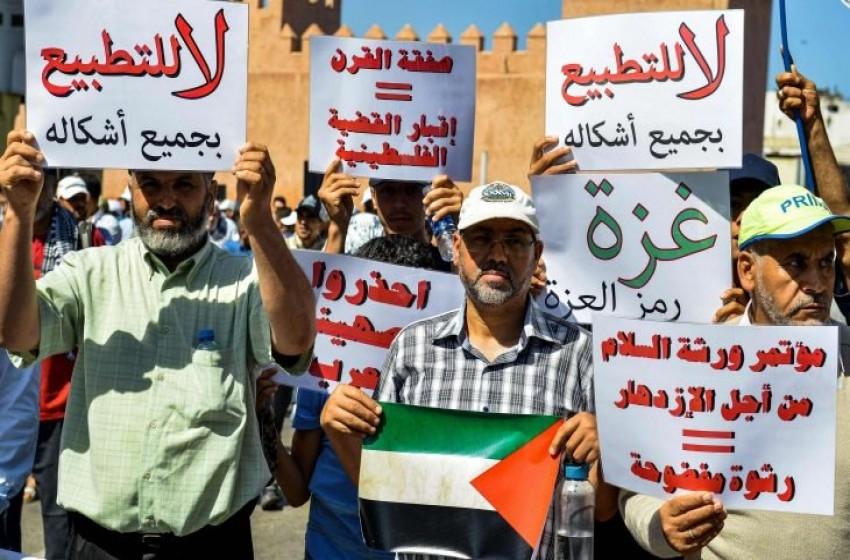 تعاظم التعاون الأمني والتجاري بين العرب وإسرائيل