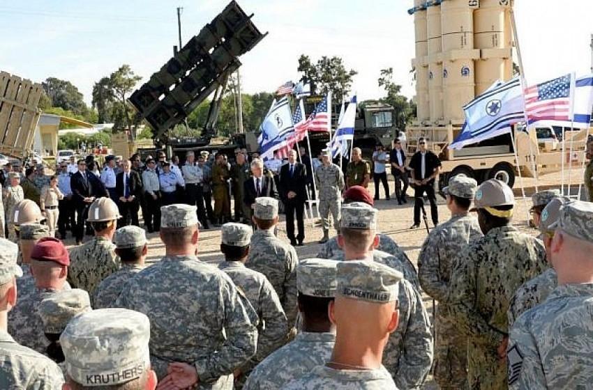 مناورة أمريكية إسرائيلية ضخمة سيتم إجراؤها على الإنترنت