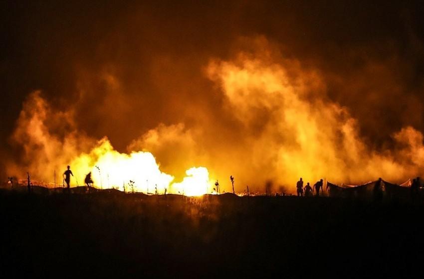 """""""واللا العبري"""": حماس أدخلت الليلة أسلحة جديدة في """"الإرباك الليلي"""""""