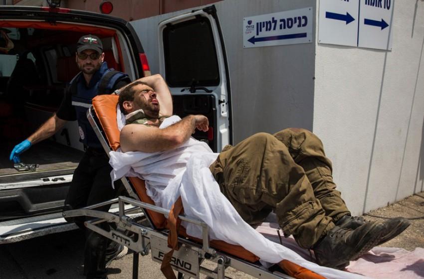 """إصابة """"جندي إسرائيلي"""" خلال إقتحام الجيش لمخيم جنين"""