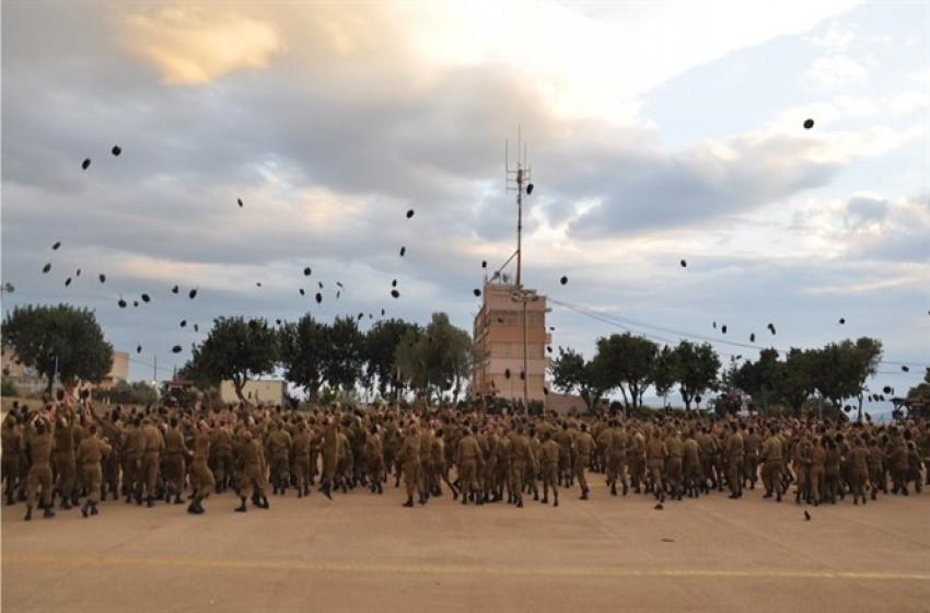 تخريج 500 جندي مستجد بالجيش الإسرائيلي من 36 دولة