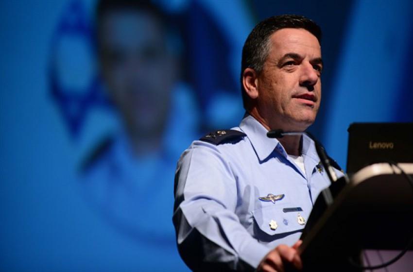 """مؤتمر قادة أسلحة الجو الدولي في """"إسرائيل"""" غدًا"""