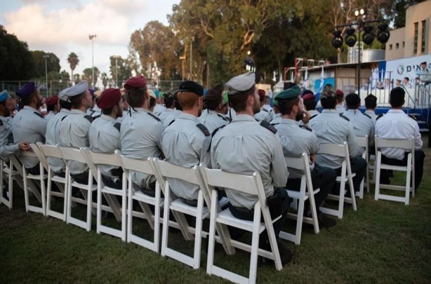 تخريج دفعة ضباط جديدة من كلية القيادة التكتيكية