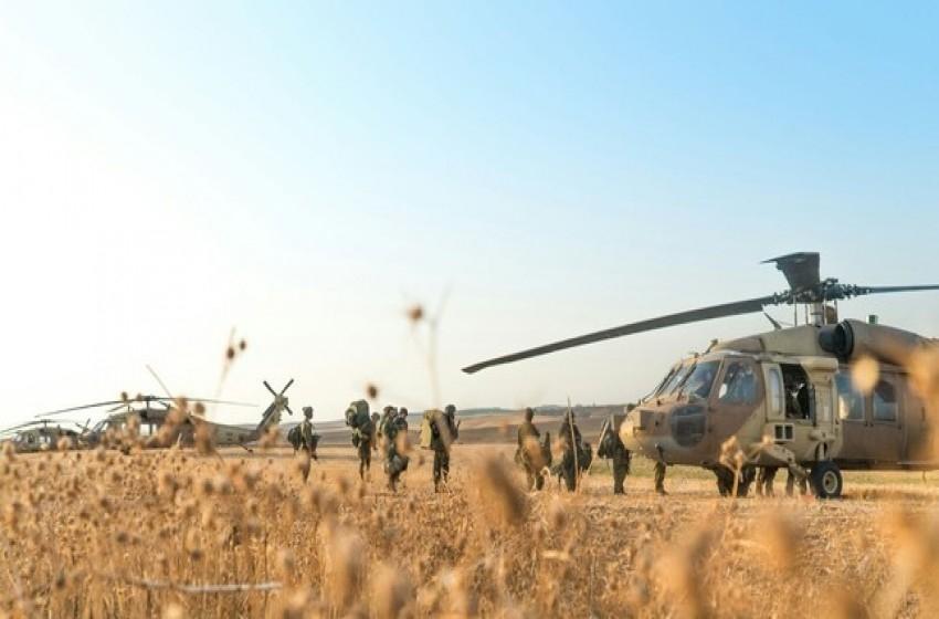 قرار بوقف تدريبات الجيش الإسرائيلي في الضفة الغربية