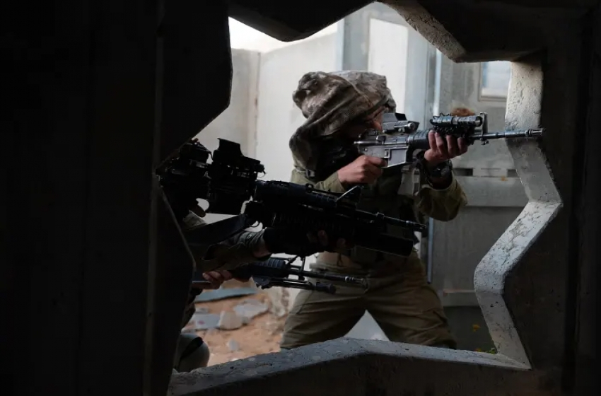 تدريبات للواء كفير  تحاكي محاربة الأنفاق والقتال داخل المباني بغزة