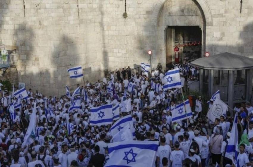 مسيرة الحماقة لإسرائيل