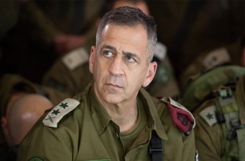 كوخافي يزعم إحباط هجوم كبير داخل إسرائيل