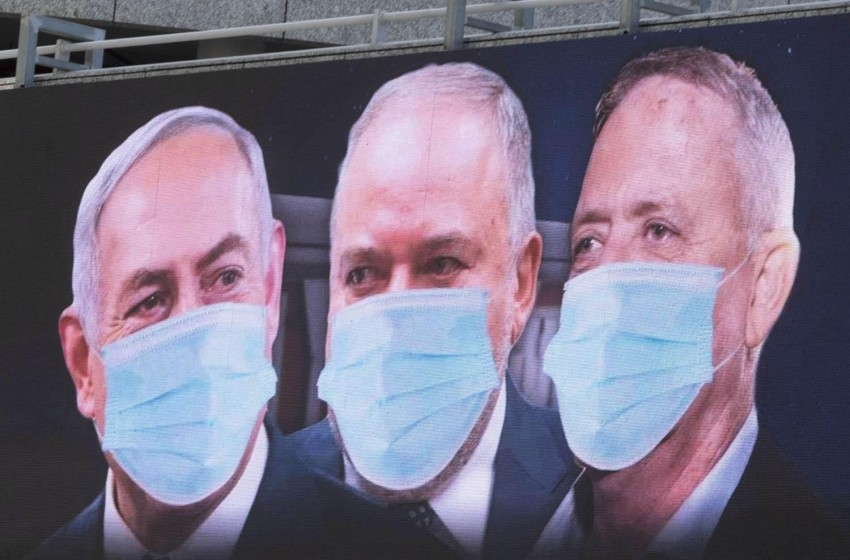 حكومة وحدة إسرائيلية والقائمة العربية المشتركة وذكرى يوم الأرض