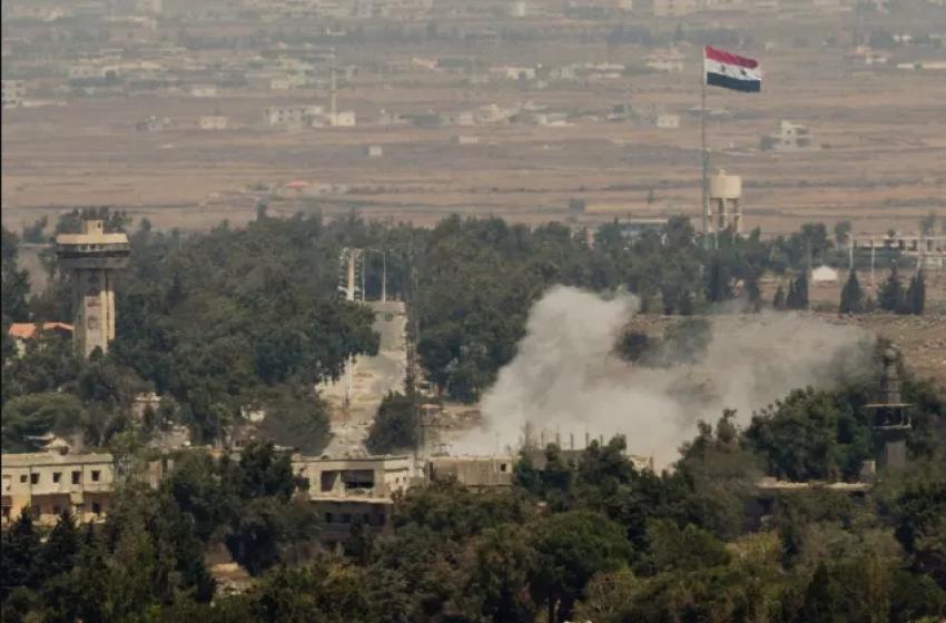 """سقوط قذائف سورية في الأراضي """"الإسرائيلية"""" لليوم الثالث على التوالي"""