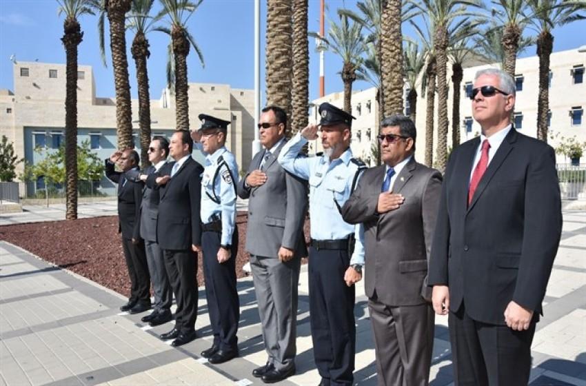 """قادة الأمن بالهندوراس وغواتيمالا يخضعون لتدريبات في """"إسرائيل"""""""
