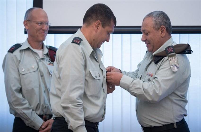 قائد جديد لركن العمليات في الجيش الإسرائيلي
