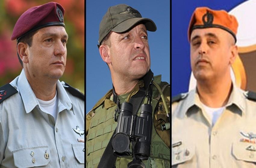 التعيينات  الجديدة بالجيش  الإسرائيلي تعكس اشكالية داخلية