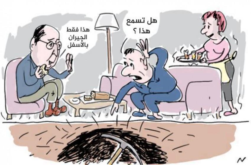 """وزير الدفاع """"يعالون"""" يطمئن مستوطني غلاف غزة إزاء خطر الأنفاق الهجومية لحماس"""