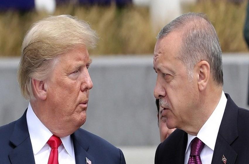 ترامب يطالب أردوغان بعدم الإساءة للأكراد في سوريا