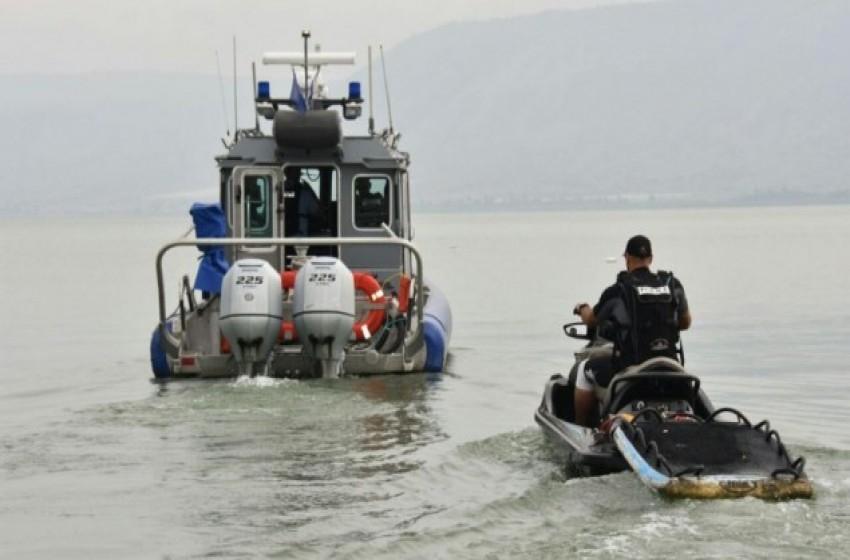 عندما يتقابل سرب 193 مع شرطة بحيرة طبريا