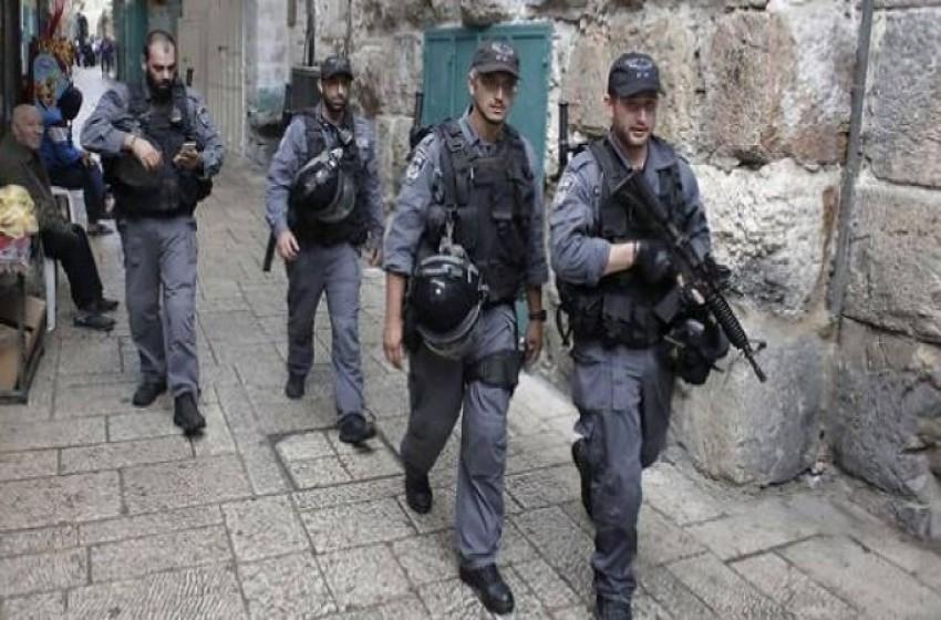 نشر 620 شرطياً إسرائيلياً في المدن والقرى العربية