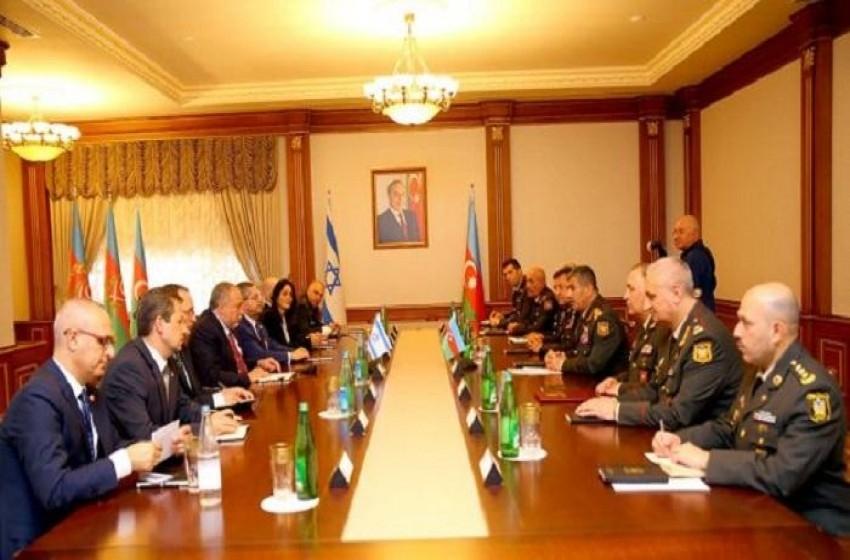 """""""إسرائيل"""" تدعم أذربيجان في حربها ضد أرمينيا"""