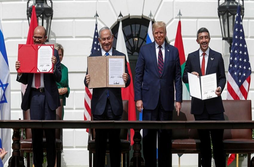 ماذا وراء اتفاقات السلام الموقعة في واشنطن؟