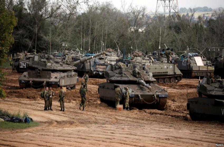 قراءة في تداعيات الحشود العسكرية على حدود غزة
