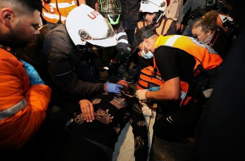 عشرات الإصابات في مواجهات مع الجيش الإسرائيلي في القدس