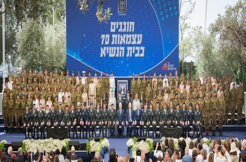الجيش يكرم جنوده المتميزين لهذا العام
