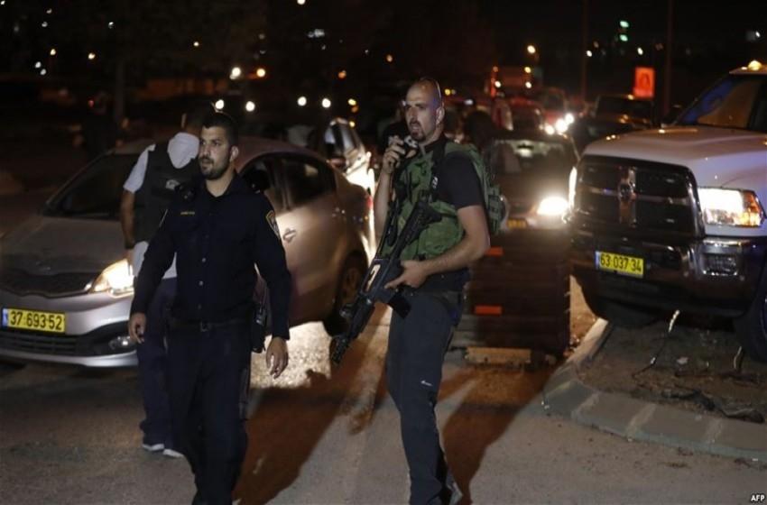 الجيش الإسرائيلي: عملية الدهس حادثة سير عادية